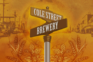 Cole Street Brewery on tap at the Mint restaurant in Enumclaw